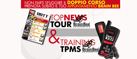 Topnews Tour Brain Bee & Training TPMS Brain Bee